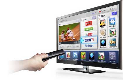 "Win An LG 42"" Smart TV"