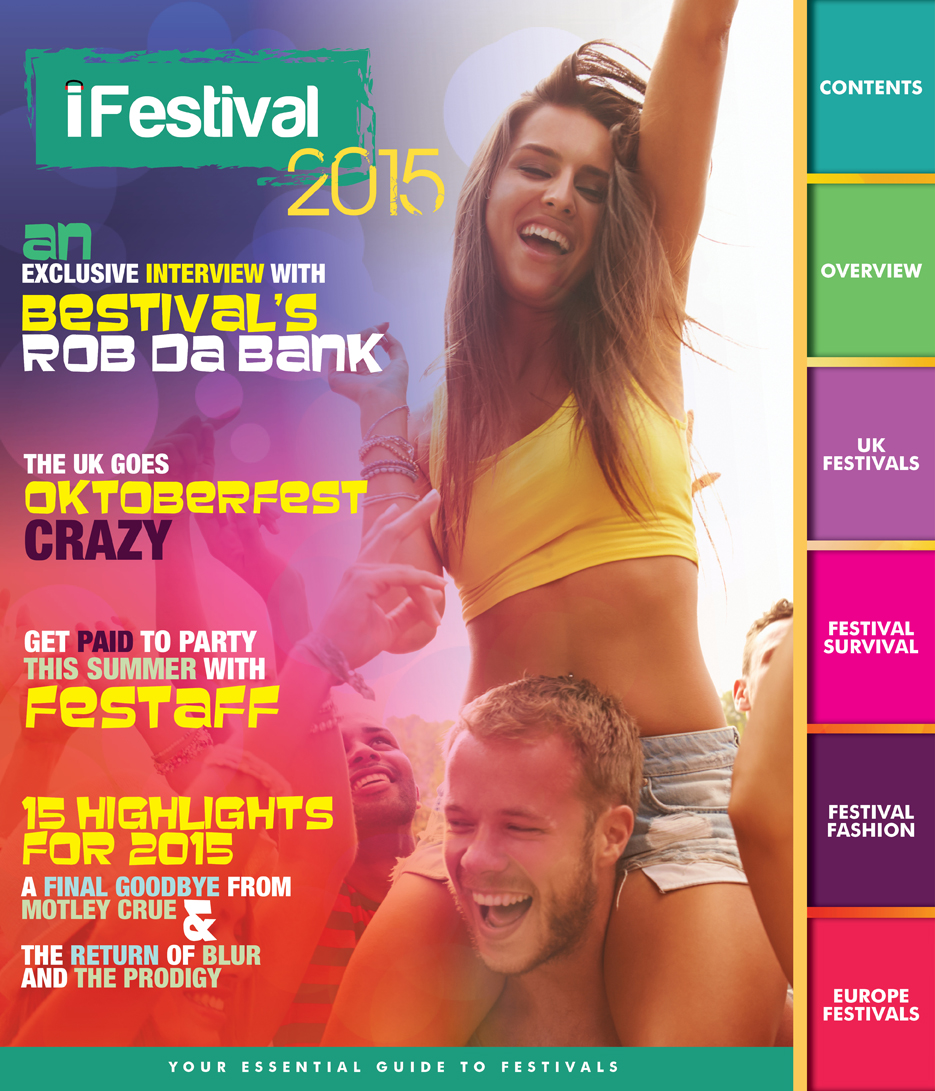 iFestival 2015 - Cover Image