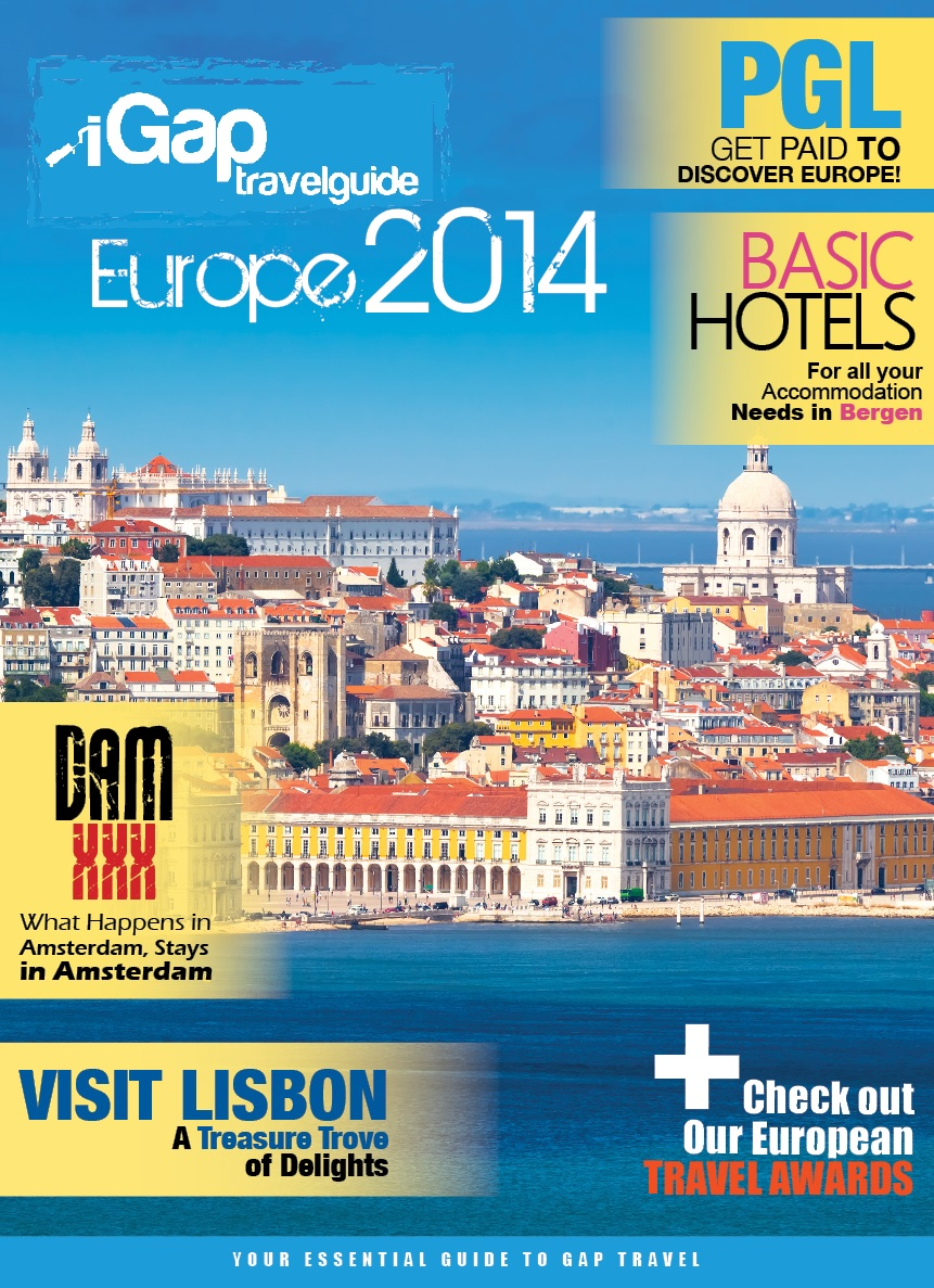 The iGap Travel Guide: Europe 2014 - Cover Image