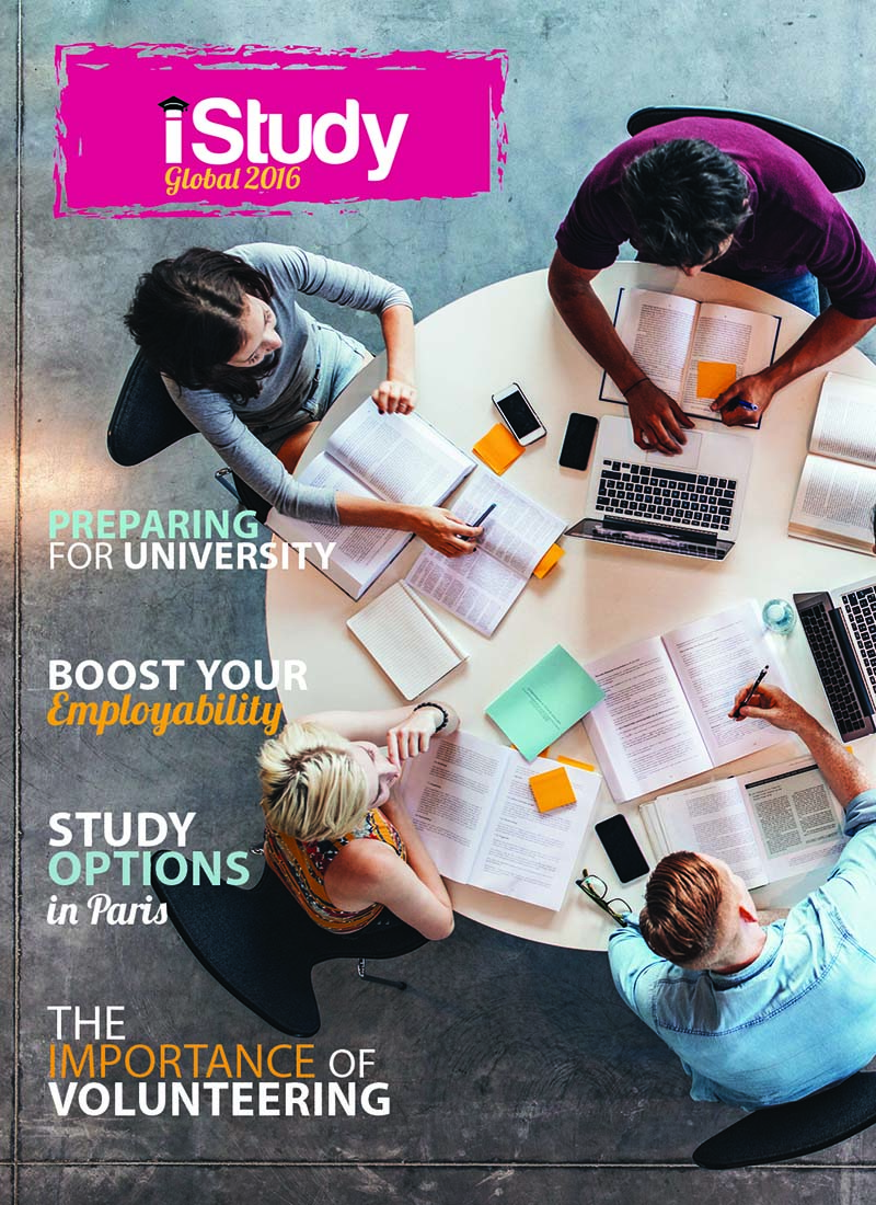iStudy Global 2016 - Cover Image