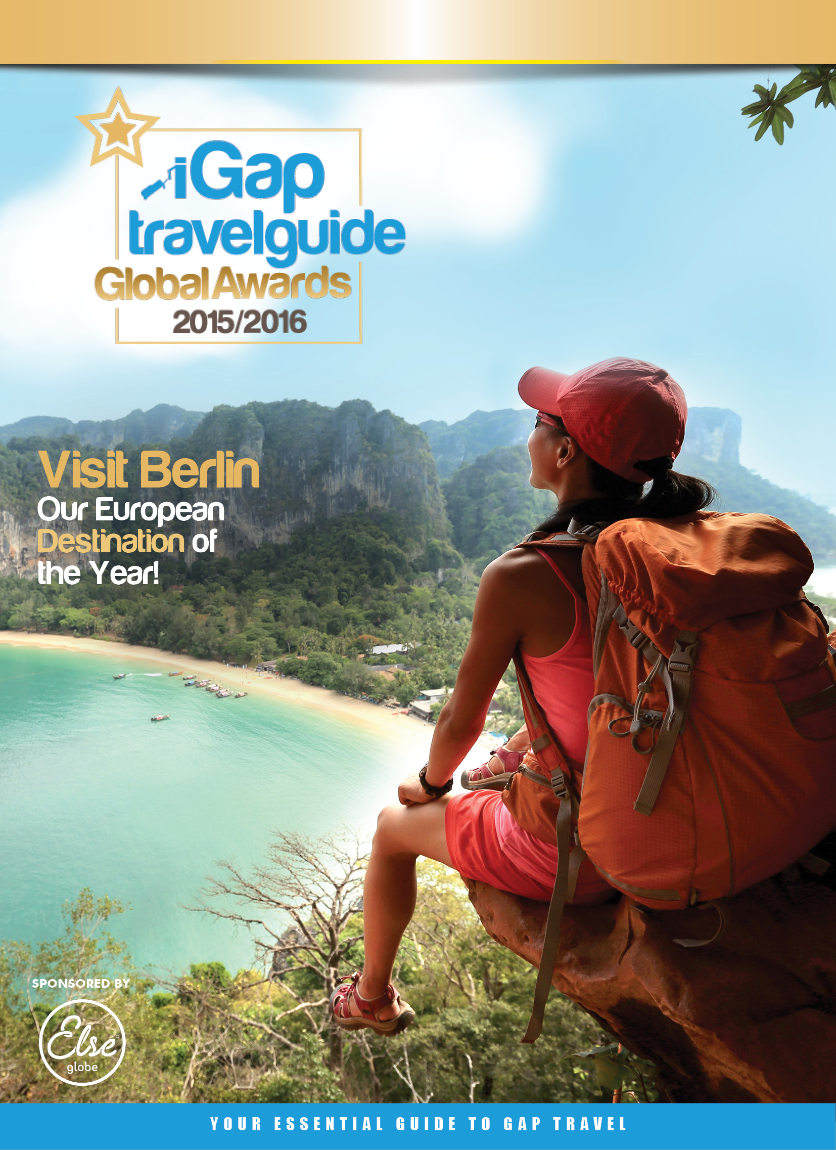 iGap Travel Guide: Global Awards 2015/2016 - Cover Image