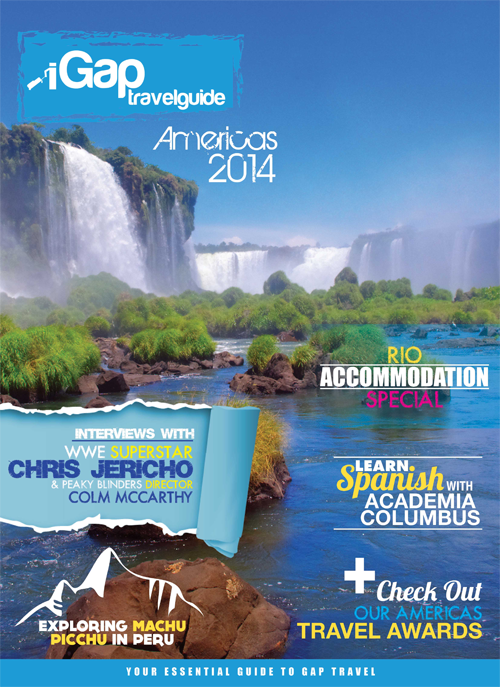 The iGap Travel Guide: Americas 2014 - Cover Image