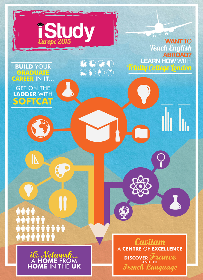 iStudy Europe 2015 - Cover Image