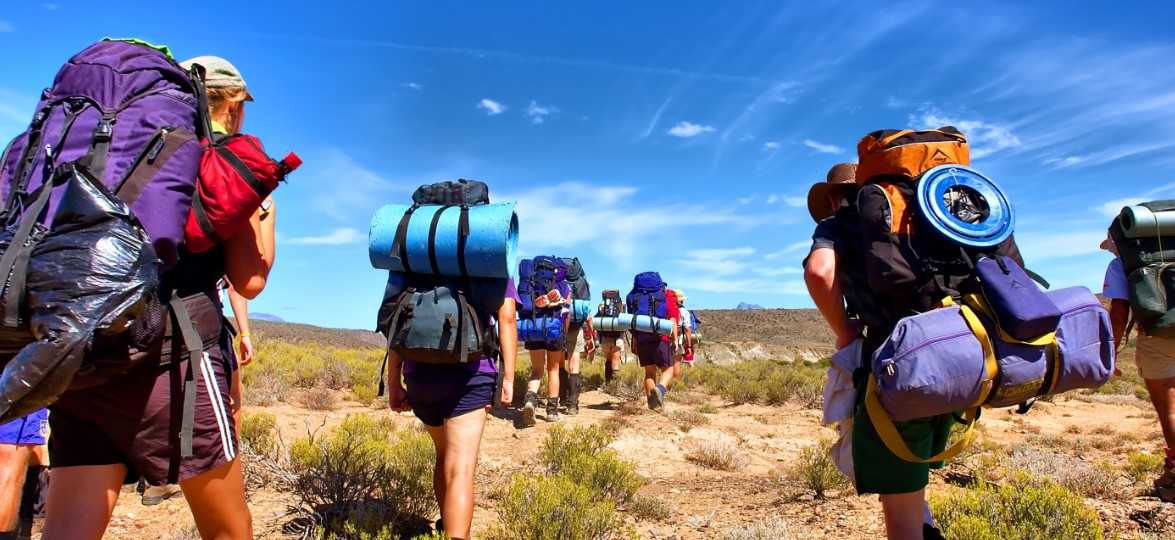 twelve tips for backpacking in africa