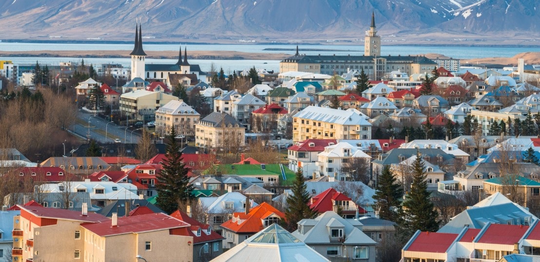 a guide to accommodation in iceland