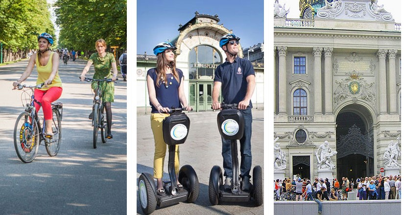 pedal power – your guides to vienna
